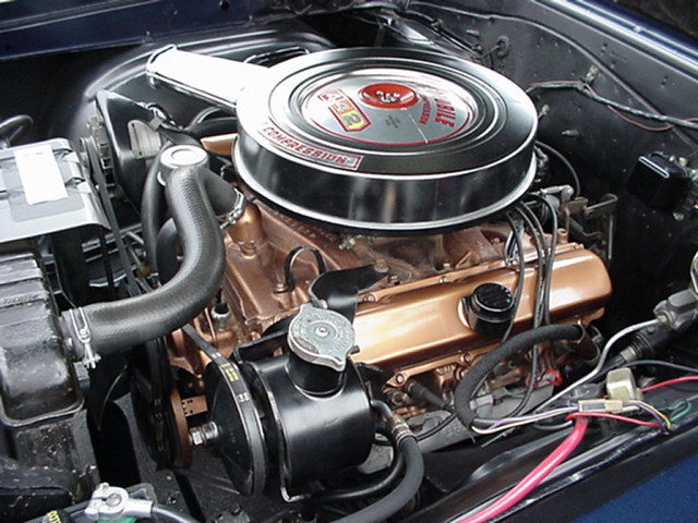442 BRO's Engine Info