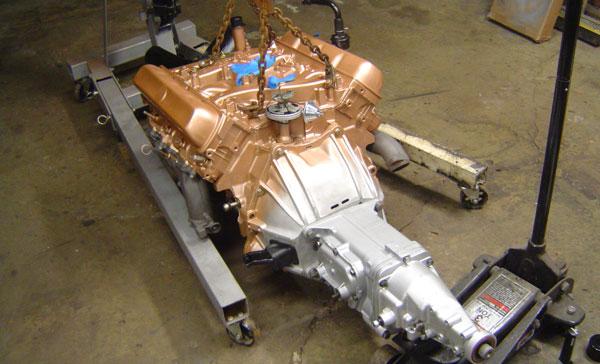 455 olds engine code | 1964  2019-01-16