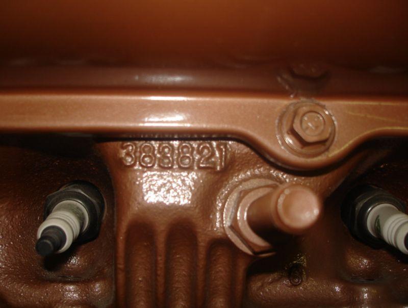 442 BRO's Engine Info