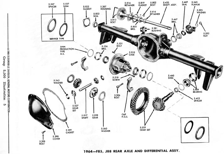 1963 chevy wiring diagram